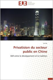Privatision Du Secteur Public En Chine - Lin Xu