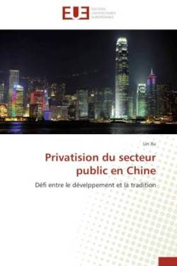 Privatision du secteur public en Chine