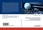 Issa-Salwe, Abdisalam M.: Electronic Communication and an Oral Culture