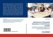 Darbey, Linda: Experiences of Remedial Education in Irish Primary Schools