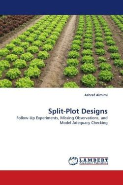 Split-Plot Designs