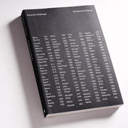 Gnädinger, Alexander: 100 Girls on Polaroid