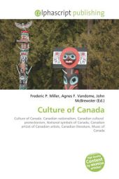 Culture of Canada - Frederic P. Miller