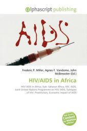 HIV/AIDS in Africa - Frederic P. Miller