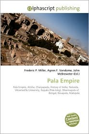 Pala Empire - Frederic P. Miller