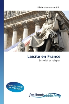 Laïcité en France - Entre loi et religion - Montsasse, Silvie (Hrsg.)
