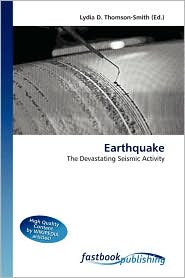 Earthquake - Lydia D. Thomson-Smith