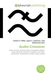 Audio Crossover - Frederic P. Miller