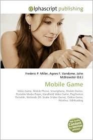 Mobile Game - Frederic P. Miller
