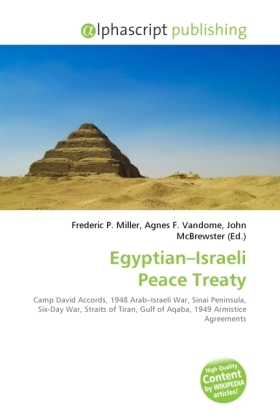 Egyptian Israeli Peace Treaty