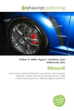 Minardi - Miller, Frederic P. (Hrsg.) / Vandome, Agnes F. (Hrsg.) / McBrewster, John (Hrsg.)