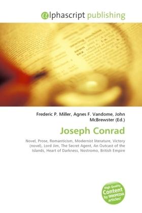 Joseph Conrad - Miller, Frederic P. (Hrsg.) / Vandome, Agnes F. (Hrsg.) / McBrewster, John (Hrsg.)