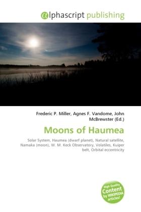 Moons of Haumea
