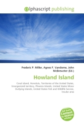 Howland Island - Frederic P. Miller