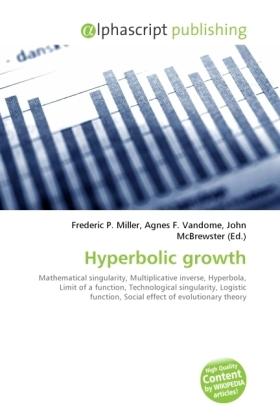 Hyperbolic growth - Miller, Frederic P. (Hrsg.) / Vandome, Agnes F. (Hrsg.) / McBrewster, John (Hrsg.)