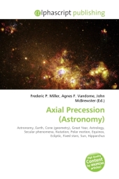 Axial Precession (Astronomy) - Frederic P. Miller