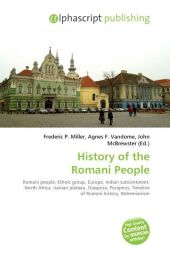 History of the Romani People - Frederic P. Miller