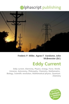 Eddy Current - Miller, Frederic P. (Hrsg.) / Vandome, Agnes F. (Hrsg.) / McBrewster, John (Hrsg.)