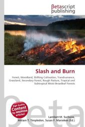 Slash and Burn - Lambert M. Surhone