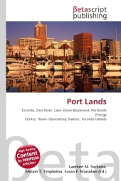 Port Lands - Lambert M. Surhone