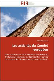 Les Activit S Du Comit Europ En - Dilbadi Gasimov