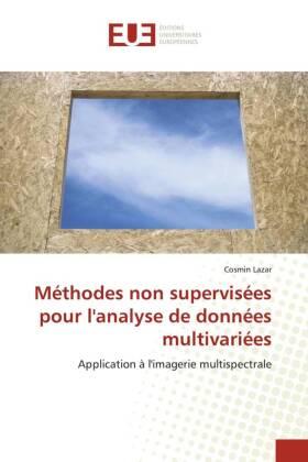 Méthodes non supervisées pour l'analyse de données multivariées - Application à l'imagerie multispectrale - Lazar, Cosmin
