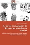 Lancelot Miltgen, Caroline: Vie privée et divulgation de données personnelles sur Internet