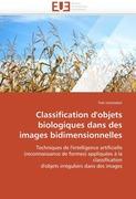 Levasseur, Yan: Classification d´objets biologiques dans des images bidimensionnelles