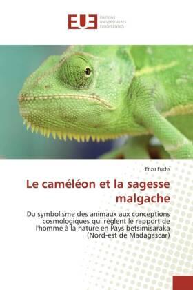 Le caméléon et la sagesse malgache - Du symbolisme des animaux aux conceptions cosmologiques qui règlent le rapport de l'homme à la nature en Pays betsimisaraka (Nord-est de Madagascar) - Fuchs, Enzo