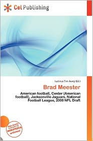 Brad Meester - Iustinus Tim Avery (Editor)