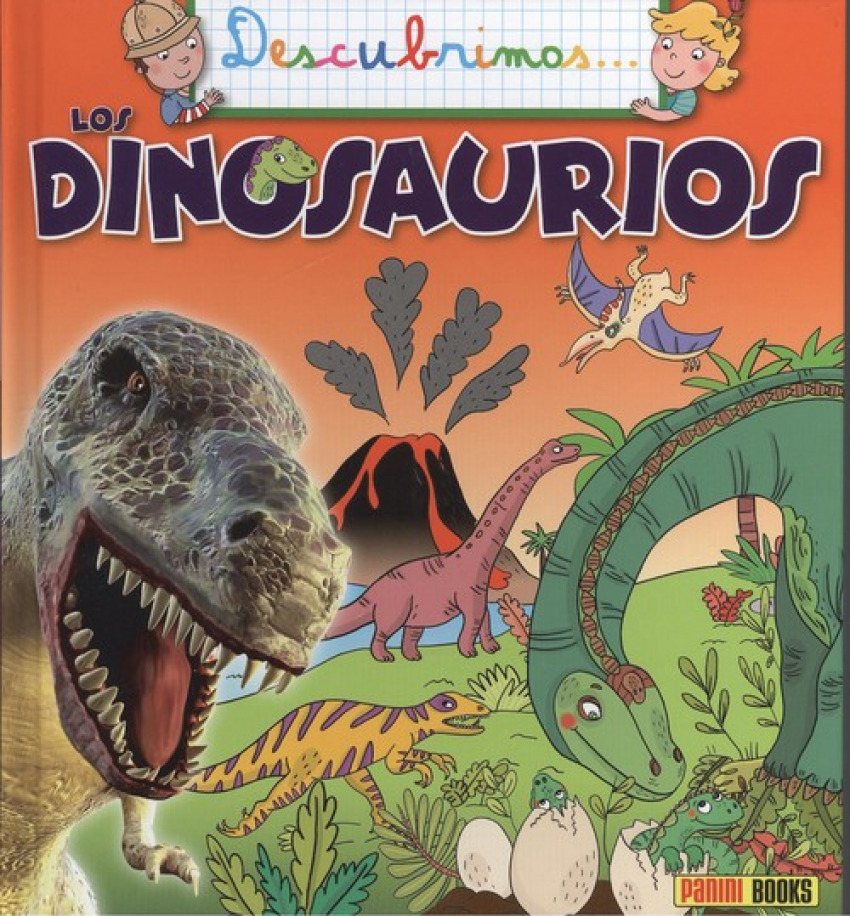 Los dinosaurios - Beaumont, Jacques