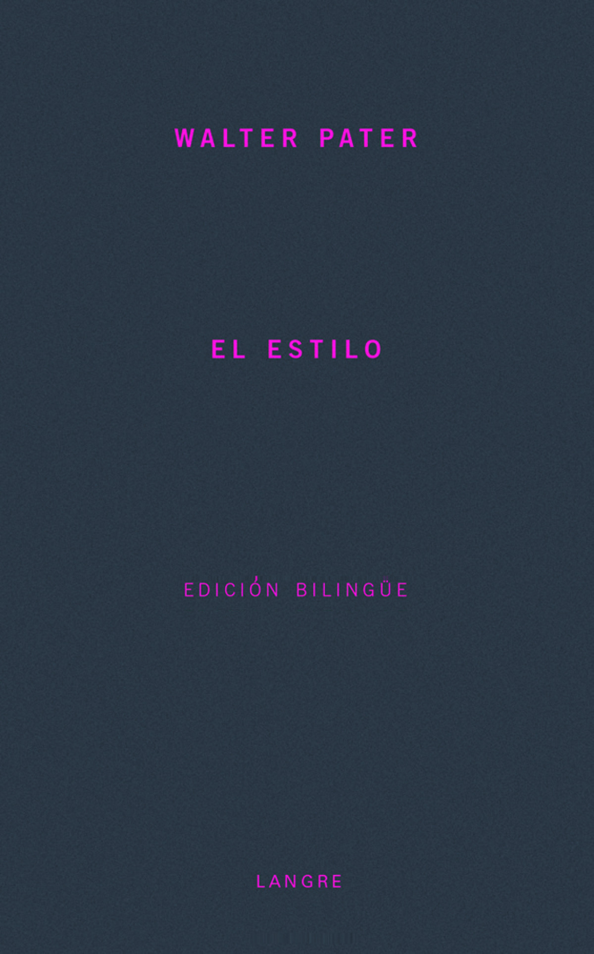 Bosque sagrado, el - Eliot, T.S.