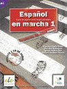 Espanol En Marcha 1 Exercises Book + CD A1 - Francisca Castro