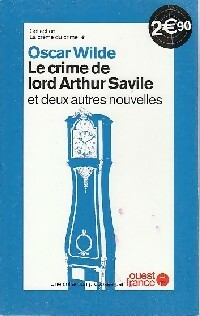 Le crime de Lord Arthur Savile - Oscar Wilde