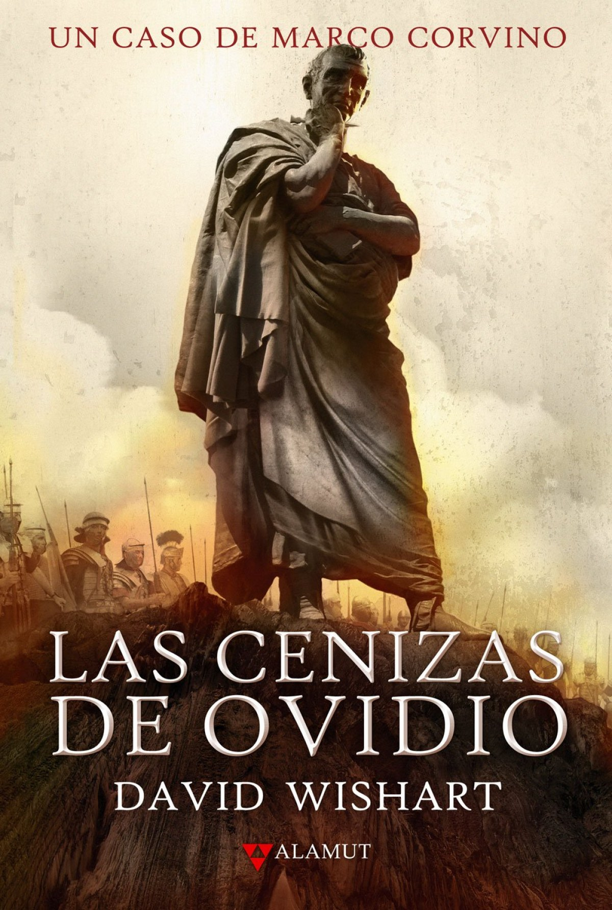Las cenizas de Ovidio - Wishart, David