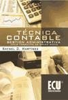 Técnica contable - Martínez Carrasco, Rafael Domingo