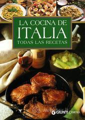 Cocina de Italia. Todas las recetas