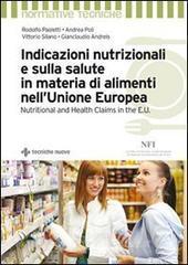 Indicazioni nutrizionali e sulla salute in materia di alimenti nell'Unione Europea