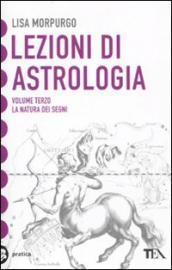 Lezioni di astrologia. 3.La natura dei segni
