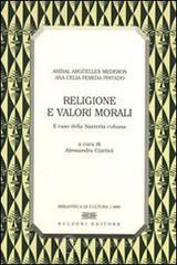 Religione e valori morali. Il caso della santería cubana - Argüelles Mederos Aníbal