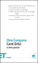 Canti orfici - Campana Dino