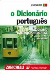 O Dicionario portugues. Dizionario portoghese-italiano, italiano-portoghese
