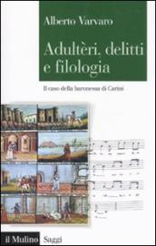 Adultèri, delitti e filologia. Il caso della baronessa di Carini