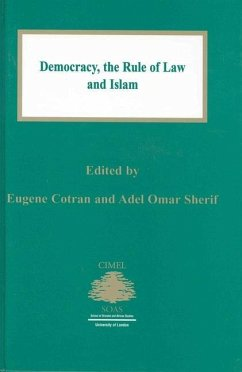Centre of Middle Eastern and Islamic Law: Democracy - Cotran Cotran, Eugene