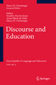 Discourse and Education - Marilyn Martin-Jones; Anne-Marie De Mejia; Nancy H. Hornberger