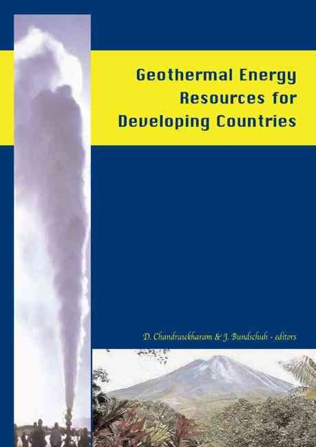 Geothermal Energy (Resources) for Developing Countries - D. Chandrasekharam