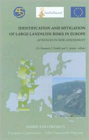 Identification and Mitigation of Large Landslide Risks in Europe