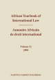 African Yearbook of International Law / Annuaire Africain de Droit International - Abdulqawi A. Yusuf
