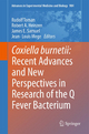 Coxiella Burnetii: Recent Advances and New Perspectives in Research of the Q Fever Bacterium - Rudolf Toman; Robert A. Heizen; James E. Samuel; Jean-Louis Mege