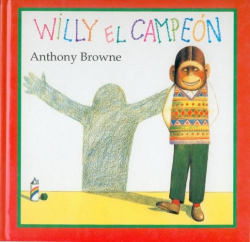 Willy el campeon - Browne, Anthony